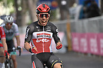 Caleb Ewan (AUS) Lotto-Soudal wins Stage 5 of the 2021 Giro d'Italia, running 177km from Modena to Cattolica, Italy. 12th May 2021.  <br /> Picture: LaPresse/Gian Mattia D'Alberto | Cyclefile<br /> <br /> All photos usage must carry mandatory copyright credit (© Cyclefile | LaPresse/Gian Mattia D'Alberto)