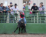 Cooper Bohnam, 8, competes at the Smackdown at Fuji Park in Carson City, Nev., on Friday, June 5, 2015. <br /> Photo by Cathleen Allison