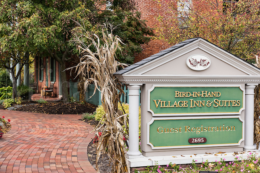 Inn and Guest Suites, Bird in Hand, Pennsylvania, USA