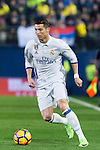 Cristiano Ronaldo of Real Madrid in action during their La Liga match between Villarreal CF and Real Madrid at the Estadio de la Cerámica on 26 February 2017 in Villarreal, Spain. Photo by Maria Jose Segovia Carmona / Power Sport Images