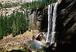 Vernal Falls, Yosemite National Park, California