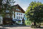 Germany, Bavaria, Swabia, Upper Allgaeu, resort Bad Hindelang, district Bad Oberdorf: Hotel Prinz-Luitpold-Bad   Deutschland, Bayern, Schwaben, Oberallgaeu, Bad Hindelang, Ortsteil Bad Oberdorf: Hotel Prinz-Luitpold-Bad
