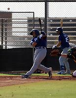 Carson Taylor - 2020 AIL Dodgers (Bill Mitchell)