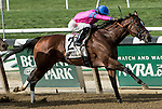 September 26 2015:  La Verdad with Jose Ortizwin the Grade II Gallant Bloom Handicap for Fillies & mares, 3-year olds & up, going 6 1/2 furlongs at Belmont Park.  Trainer . Owner . Sue Kawczynski/ESW/CSM