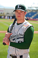 Lexington Legends Koby Clemens poses for a photo before a South Atlantic League game at Classic Park on April 19, 2006 in Eastlake, Ohio.  (Mike Janes/Four Seam Images)