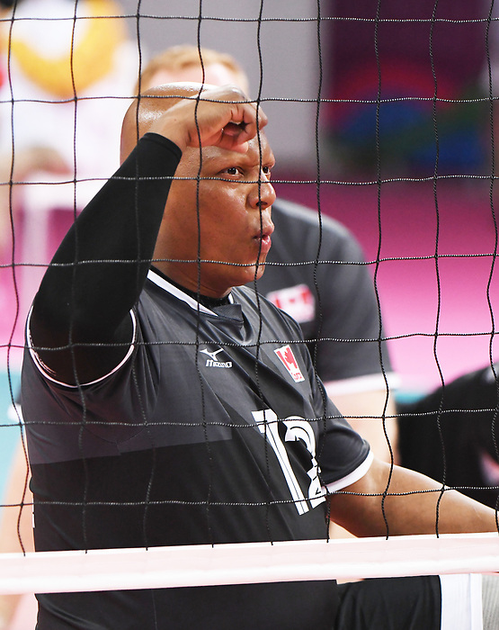 Jamoi Anderson, Lima 2019 - Sitting Volleyball // Volleyball assis.<br />