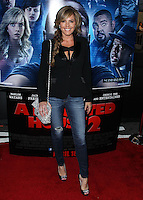 """LOS ANGELES, CA, USA - APRIL 16: Sandra Taylor at the Los Angeles Premiere Of Open Road Films' """"A Haunted House 2"""" held at Regal Cinemas L.A. Live on April 16, 2014 in Los Angeles, California, United States. (Photo by Xavier Collin/Celebrity Monitor)"""