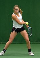 05-12-10, Tennis, Almere, Reaal WJC Masters, Nikki Luttikhuis
