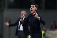 Vincenzo Montella coach of Fiorentina <br /> Firenze 24-8-2019 Stadio Artemio Franchi <br /> Football Serie A 2019/2020 <br /> ACF Fiorentina - SSC Napoli <br /> Photo Cesare Purini / Insidefoto