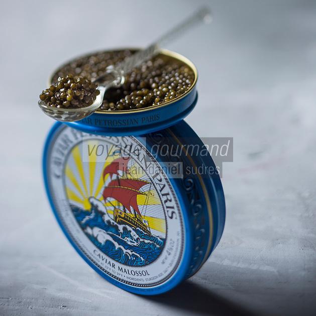 Gastronomie: Caviar Petrossian Alverta Impérial // Gastronomy:   Caviar Petrossian Alverta Impérial