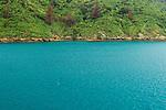 Coastline, Cook Strait, South Island, New Zealand