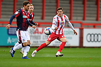 Jack Aitchison of Stevenage FC during Stevenage vs Bolton Wanderers, Sky Bet EFL League 2 Football at the Lamex Stadium on 21st November 2020