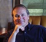Portrait of Author, Darryl Nyznyk
