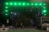 Rio de Janeiro (RJ), 21/02/20 CARNAVAL 2020 ultimos preparativos para o inicio do Carnaval 2020 no sambodro, centro do Rio, nesta sexta-feira (21). (Foto: Ellan Lustosa/Codigo 19/Codigo 19)