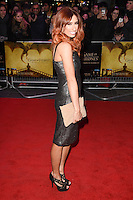 """Stacey Solomon<br /> at the """"Game of Thrones Hardhome"""" gala screening, Empire, Leicester Square London<br /> <br /> <br /> ©Ash Knotek  D3098 12/03/2016"""