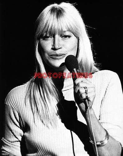 Mary Travers 1971.© Chris Walter.