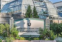 United States Botanic Garden Conservatory, Washington DC, USA