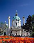 Austria, Vienna, Peter's church at Peter's Square