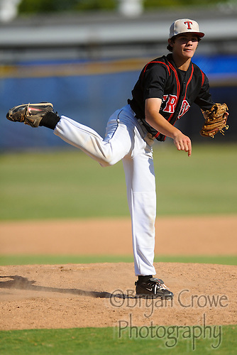 05/13/10, La Habra; The Troy Warriors face Sonora for their final regular season contest..