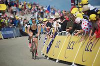 Sylvain Chavanel (FRA)<br /> <br /> Tour de France 2013<br /> stage 15: Givors to Mont Ventoux, 242,5km