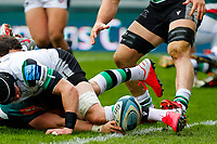 2021 Premiership Rugby Leicester Tigers v Newcastle Falcons Mar 28th