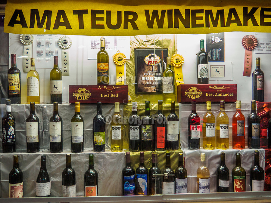 Award-winning wines, friday at the 80th Amador County Fair, Plymouth, Calif.<br /> .<br /> .<br /> .<br /> .<br /> #AmadorCountyFair, #1SmallCountyFair, #PlymouthCalifornia, #TourAmador, #VisitAmador