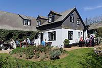 Hotel und Restaurant La Sablonerie, Little Sark, Insel Sark, Kanalinseln