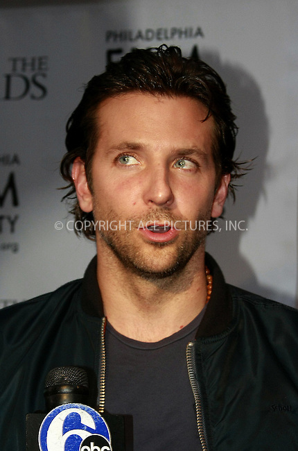 WWW.ACEPIXS.COM . . . . .  ....August 27 2012, Philadelphia....Actor Bradley Cooper at the Philadelphia premiere of 'The Words' at the Prince Music Theater August 27, 2012 in Philadelphia, Pennsylvania.....Please byline: William T. Wade jr- ACE PICTURES.... *** ***..Ace Pictures, Inc:  ..Philip Vaughan (212) 243-8787 or (646) 769 0430..e-mail: info@acepixs.com..web: http://www.acepixs.com