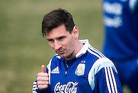 Argentina Training, March 24, 2015