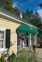 The Dunbar Tea Shop, Sandwich, Cape Cod, Massachusetts, USA