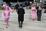 The new grandstand. The Royal Enclosure. Horse racing at Royal Ascot, Berkshire, England. 2006. Mr and Mrs Edward Claridge