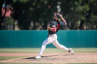 STANFORD, CA - MAY 29: Jonathan Worley during a game between Oregon State University and Stanford Baseball at Sunken Diamond on May 29, 2021 in Stanford, California.