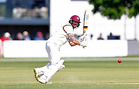 Luke Proctor bats for Northants during Kent CCC vs Northamptonshire CCC, LV Insurance County Championship Group 3 Cricket at The Spitfire Ground on 3rd June 2021
