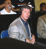 Vince McMahon 1988<br /> Photo By John Barrett/PHOTOlink