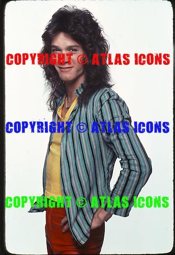 VAN HALEN, 1979, NEIL ZLOZOWER