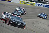 NASCAR Xfinity Series<br /> ToyotaCare 250 <br /> Richmond International Raceway, Richmond, VA USA<br /> Saturday 29 April 2017<br /> Kyle Benjamin, ToyotaCare Toyota Camry, Ryan Blaney, Discount Tire Ford Mustang<br /> World Copyright:  John Harrelson / LAT Images