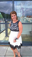 Pictured: Natasha Jex<br /> Re: Natasha Jex from Abedare has stabbed to death her husband Neil after a Christmas party in Wales UK.