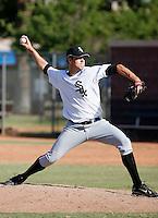 Matt Hopps - Chicago White Sox 2009 Instructional League. .Photo by:  Bill Mitchell/Four Seam Images..