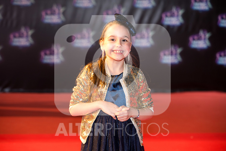 Manuela, gagnante The Voice Kids 2016