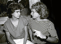 Robbie Benson and Rex Smith 1978<br /> Photo By Adam Scull/PHOTOlink.net
