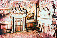 Venice:  Palazzo Ducale--The Anticollegio.  Reference only.