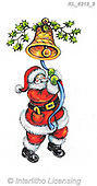 CHRISTMAS SANTA, SNOWMAN, WEIHNACHTSMÄNNER, SCHNEEMÄNNER, PAPÁ NOEL, MUÑECOS DE NIEVE, paintings+++++,KL6213/3,#x# ,sticker,stickers
