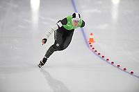 SCHAATSEN: HEERENVEEN: 01-11-2020, IJsstadion Thialf, Daikin NK Afstanden 2020, Ireen Wüst, ©foto Martin de Jong