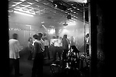 """Krasnodar, Russia  .1998.In a dance nightclub, """"The Horns and the Hoofs"""", in the city center.."""