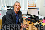 John Hoare retiring after 42 years from the Kerry College Monavalley Campus on Thursday.