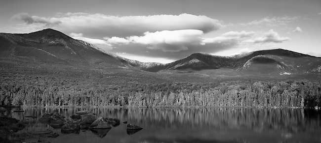 Baxter State Park, Sandy Stream Pond