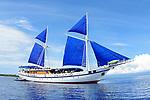 Philippine Siren Sailboat, Liveaboard, Visayas, Philippines 2017