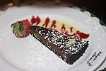 Chocolate Pastry, Dessert, Pelligrino Restaurant, Little Italy, New York, New York,
