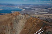 Mono Basin From Dana Peak