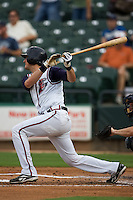 Manzella, Tommy 3054.jpg.  PCL baseball featuring the New Orleans Zephyrs at Round Rock Express  at Dell Diamond on June 19th 2009 in Round Rock, Texas. Photo by Andrew Woolley.